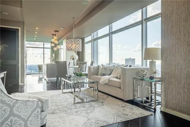 45 Ivan Allen Jr Boulevard NW #2402, Atlanta, GA 30308 (MLS #6933374) :: RE/MAX Paramount Properties