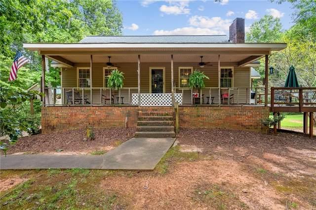 6999 Hickory Flat Highway, Woodstock, GA 30188 (MLS #6935238) :: Path & Post Real Estate