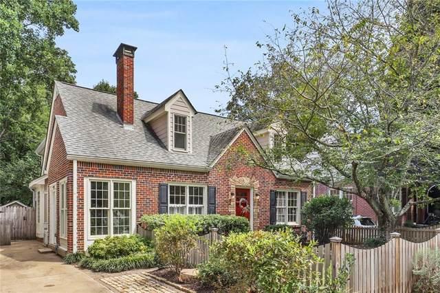 171 Coventry Road, Decatur, GA 30030 (MLS #6939839) :: Atlanta Communities Real Estate Brokerage