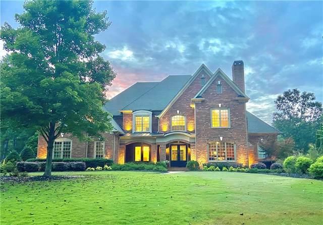 4370 Oglethorpe Loop NW, Acworth, GA 30101 (MLS #6941791) :: North Atlanta Home Team