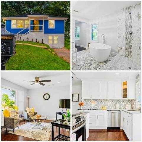 277 Burbank Drive NW, Atlanta, GA 30314 (MLS #6943822) :: Virtual Properties Realty