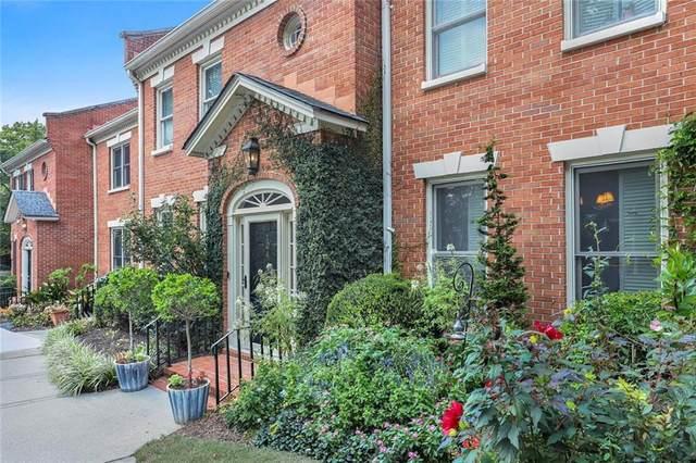 104 Ansley Villa Drive NE, Atlanta, GA 30324 (MLS #6944919) :: Kennesaw Life Real Estate
