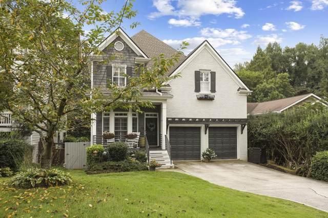 1097 Standard Drive NE, Brookhaven, GA 30319 (MLS #6945252) :: Virtual Properties Realty
