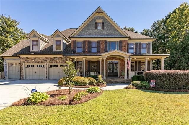 3930 Cooks Farm Lane NW, Kennesaw, GA 30152 (MLS #6948676) :: North Atlanta Home Team