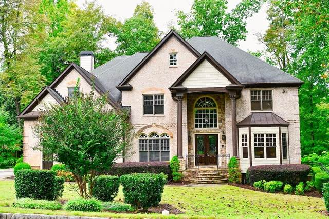 2152 Meadowcliff Drive, Atlanta, GA 30345 (MLS #6952038) :: North Atlanta Home Team