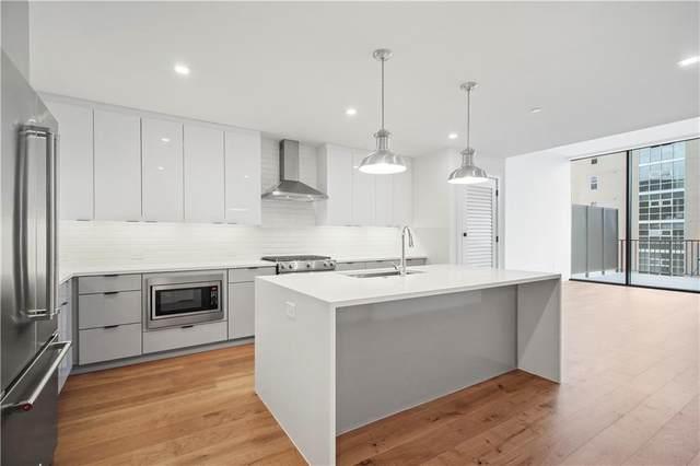 788 West Marietta St #105, Atlanta, GA 30318 (MLS #6952061) :: The Kroupa Team | Berkshire Hathaway HomeServices Georgia Properties