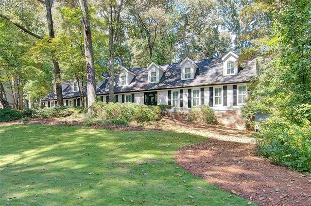 310 Clear Spring Court, Marietta, GA 30068 (MLS #6953245) :: Dillard and Company Realty Group