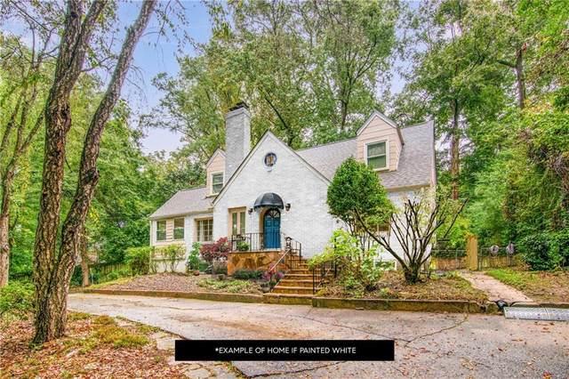 1041 Scott Boulevard, Decatur, GA 30030 (MLS #6954375) :: Path & Post Real Estate