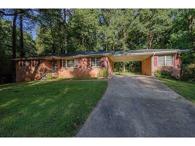 2596 Dawn Drive, Decatur, GA 30032 (MLS #5330781) :: North Atlanta Home Team