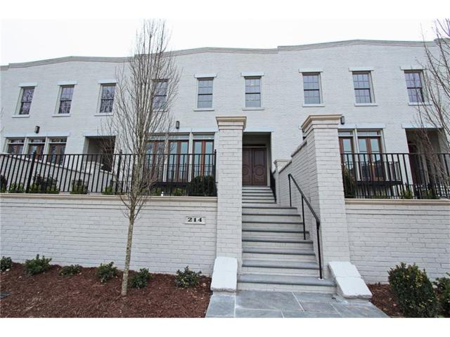 214 Calypso Circle #10, Atlanta, GA 30305 (MLS #5733726) :: North Atlanta Home Team