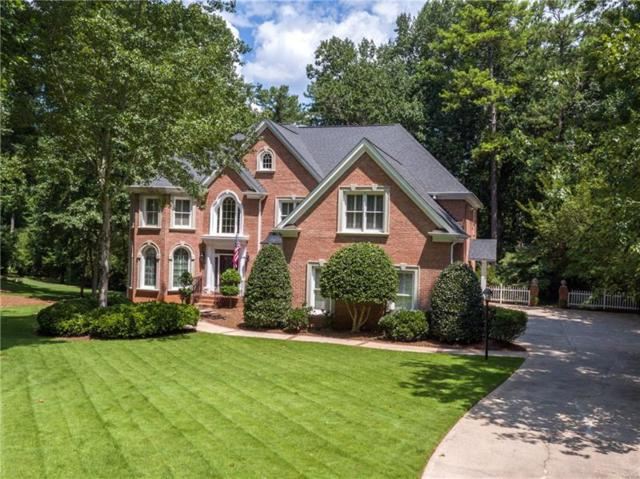 905 Hampton Bluff Drive, Alpharetta, GA 30004 (MLS #5768053) :: North Atlanta Home Team