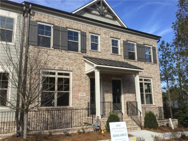 2330 Mclean Chase Se N #20, Smyrna, GA 30080 (MLS #5859883) :: North Atlanta Home Team