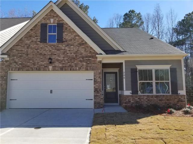 208 Hickory Commons Way, Canton, GA 30115 (MLS #5886783) :: Path & Post Real Estate
