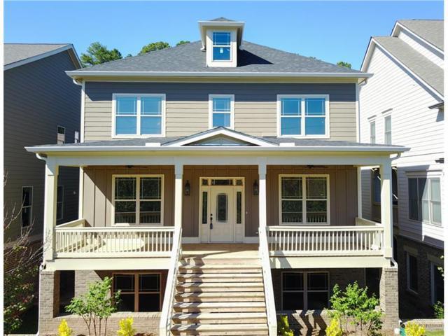 684 Jackson Street, Suwanee, GA 30024 (MLS #5899687) :: North Atlanta Home Team