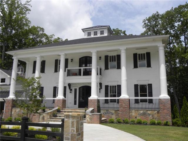 308 Timberview Trail, Alpharetta, GA 30004 (MLS #5921786) :: North Atlanta Home Team