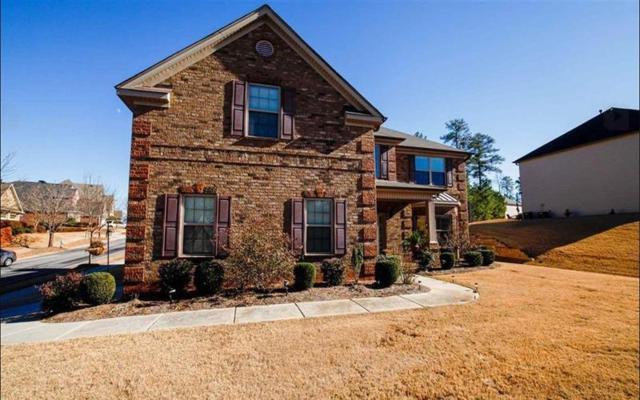 8016 Gossamer Drive, Fairburn, GA 30213 (MLS #5932052) :: Carr Real Estate Experts