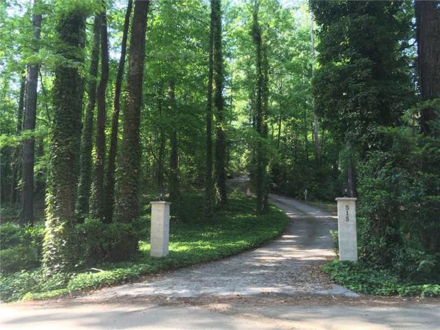 515 Kent Road, Roswell, GA 30075 (MLS #5955466) :: RE/MAX Paramount Properties