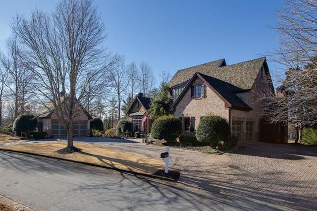 37 Ridgetop Court, Dawsonville, GA 30534 (MLS #5959265) :: North Atlanta Home Team