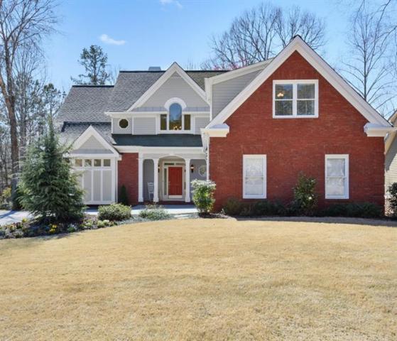 4120 Wandering Rose Lane, Marietta, GA 30062 (MLS #5968615) :: Carr Real Estate Experts