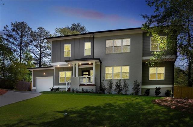 1392 Rupert Road, Decatur, GA 30030 (MLS #5968620) :: The Bolt Group