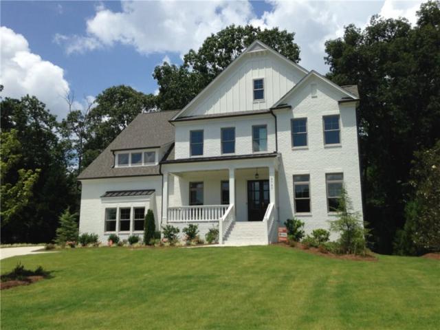 2737 Ellery Way, Marietta, GA 30062 (MLS #5973051) :: Buy Sell Live Atlanta