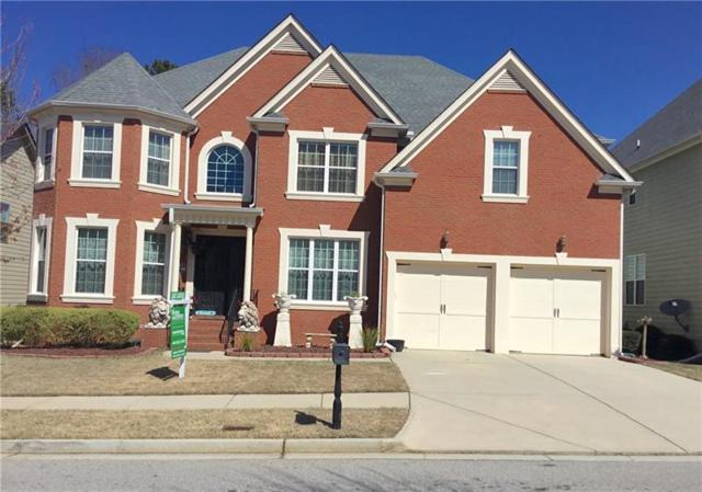 4187 Meadow Wind Drive, Snellville, GA 30039 (MLS #5977435) :: Carr Real Estate Experts