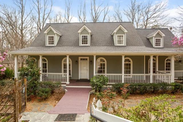 540 Lakeshore Drive, Berkeley Lake, GA 30096 (MLS #5977589) :: North Atlanta Home Team