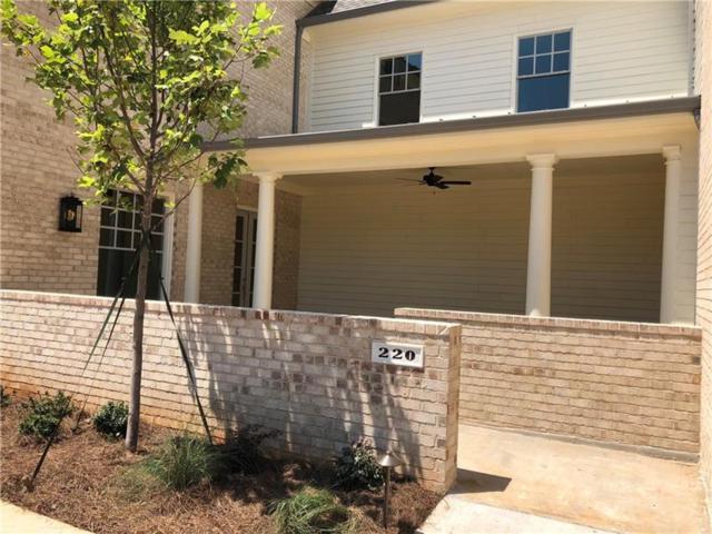 220 Clover Court #12, Roswell, GA 30075 (MLS #5983335) :: RE/MAX Prestige