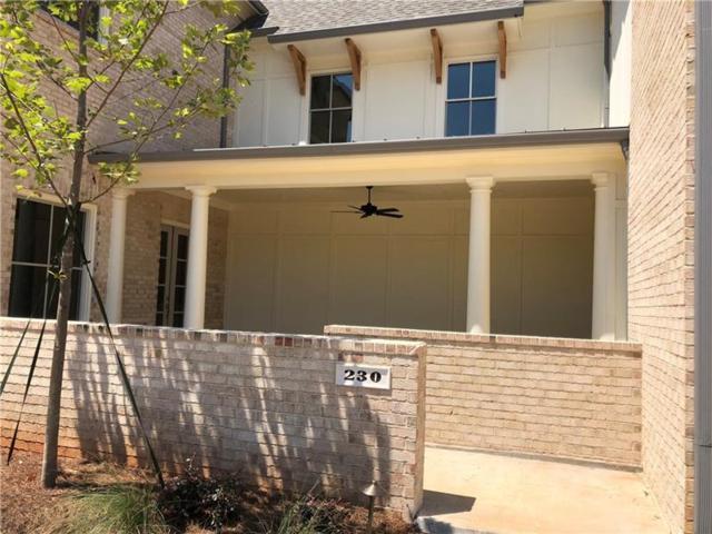 230 Clover Court #8, Roswell, GA 30075 (MLS #5983342) :: RE/MAX Prestige