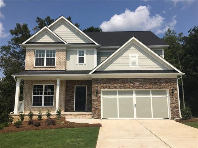 805 Ivy Crest Lane, Canton, GA 30115 (MLS #5985925) :: North Atlanta Home Team