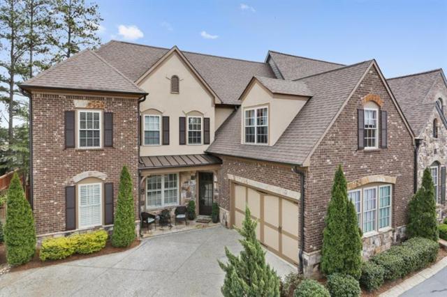 4636 Woodlawn Gates Lane, Marietta, GA 30068 (MLS #5987464) :: RE/MAX Paramount Properties