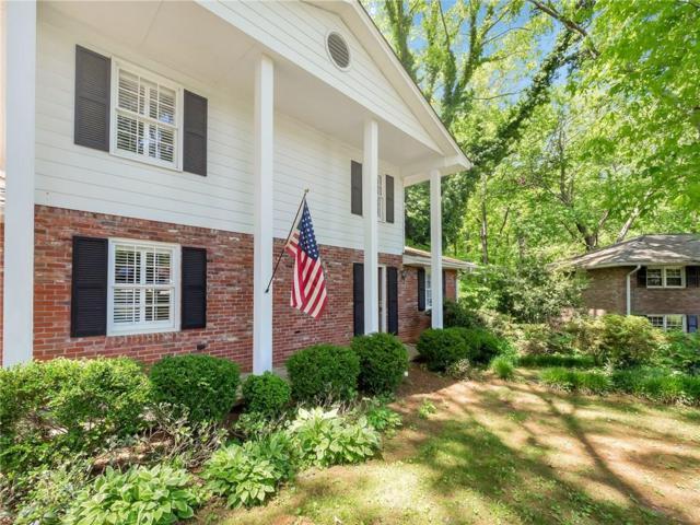 1418 Diamond Head Circle, Decatur, GA 30033 (MLS #6004245) :: RE/MAX Paramount Properties