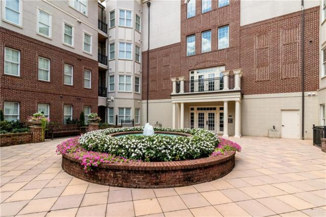 3635 E Paces Circle NE #1104, Atlanta, GA 30326 (MLS #6010923) :: The North Georgia Group