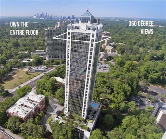 2828 Peachtree Road NW #3100, Atlanta, GA 30305 (MLS #6024360) :: The Justin Landis Group