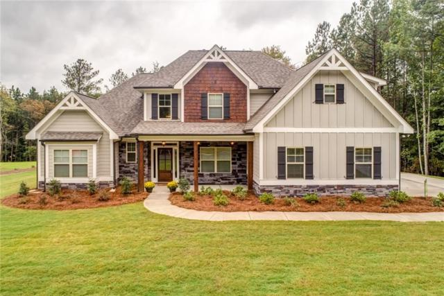 607 Red Leaf Way, Canton, GA 30114 (MLS #6043120) :: The Bolt Group