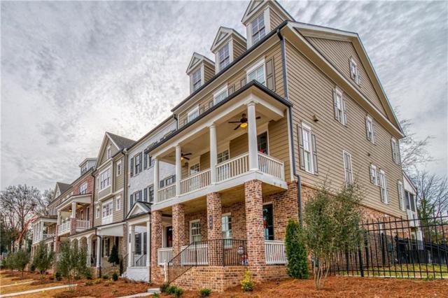 255 Cherokee Street #2, Marietta, GA 30064 (MLS #6045380) :: North Atlanta Home Team