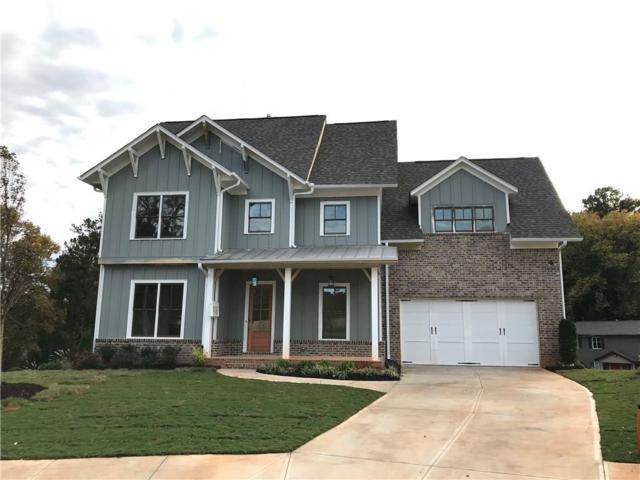 1567 Sylvester Circle, Atlanta, GA 30316 (MLS #6058986) :: Iconic Living Real Estate Professionals