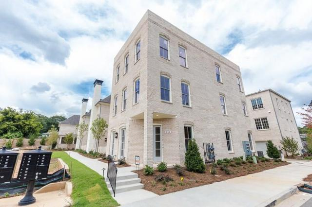 210 Clover Court #16, Roswell, GA 30075 (MLS #6064289) :: The Cowan Connection Team