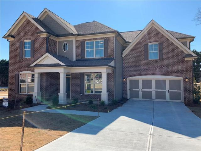 1556 Mallory Rae Drive, Snellville, GA 30078 (MLS #6076512) :: The Zac Team @ RE/MAX Metro Atlanta