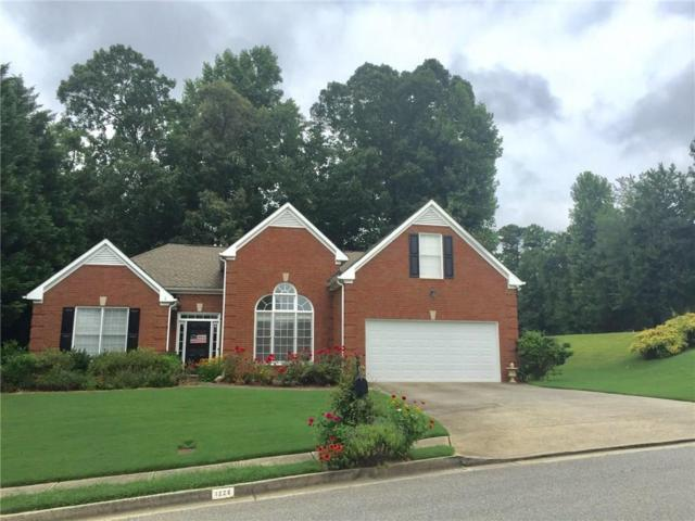 1228 Rocky Branch Trail, Lawrenceville, GA 30043 (MLS #6090234) :: The Hinsons - Mike Hinson & Harriet Hinson