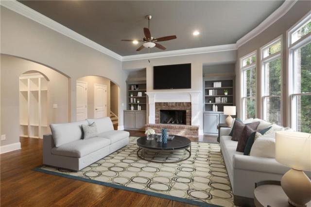 1820 Blue Granite Court, Marietta, GA 30066 (MLS #6095408) :: RE/MAX Paramount Properties
