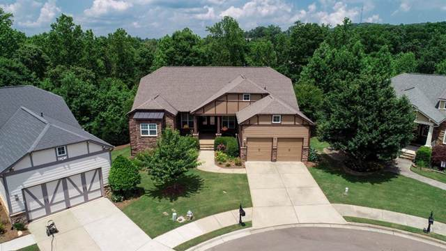 448 Larkspur Drive, Canton, GA 30114 (MLS #6107439) :: North Atlanta Home Team