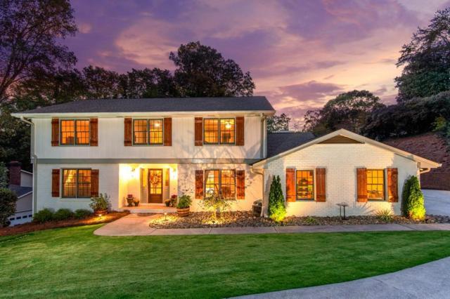 656 Harbor Cove, Gainesville, GA 30501 (MLS #6115127) :: North Atlanta Home Team