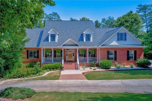 446 White Pine Drive, Dahlonega, GA 30533 (MLS #6124451) :: North Atlanta Home Team