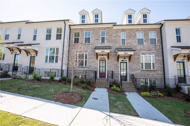 5289 Cresslyn Ridge #31, Johns Creek, GA 30005 (MLS #6522509) :: North Atlanta Home Team