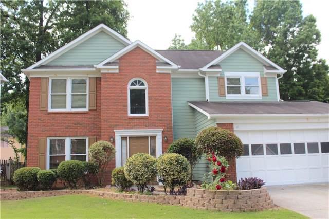 2210 Carlysle Cove Drive, Lawrenceville, GA 30044 (MLS #6536447) :: North Atlanta Home Team
