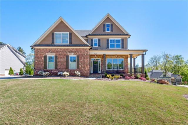 8785 Port View Drive, Gainesville, GA 30506 (MLS #6536498) :: North Atlanta Home Team