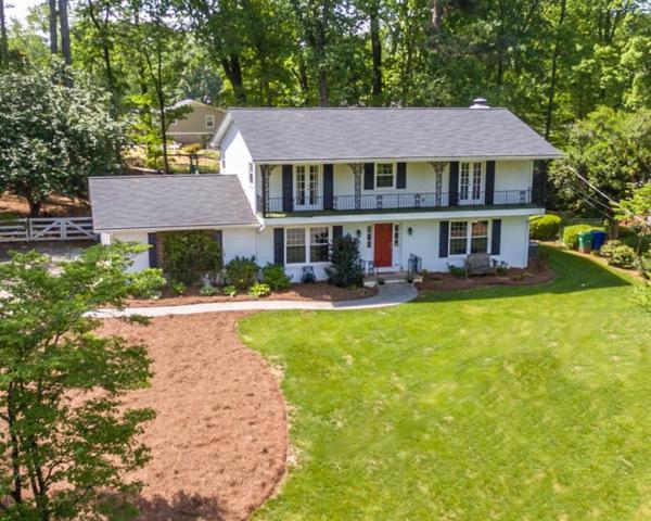 2963 Randolph Road NE, Atlanta, GA 30345 (MLS #6542547) :: Iconic Living Real Estate Professionals