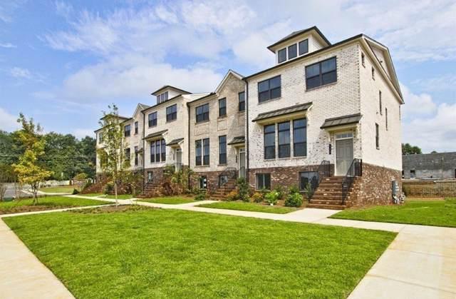 725 Fairview Circle #7, Roswell, GA 30076 (MLS #6542893) :: North Atlanta Home Team