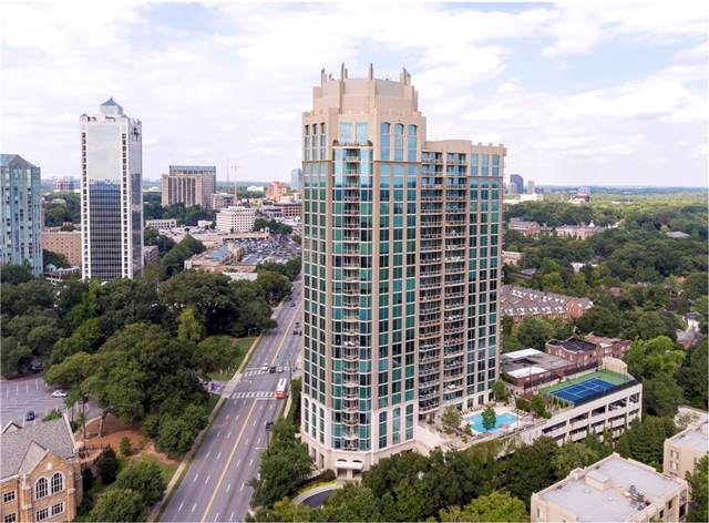 2795 Peachtree Road NE #1701, Atlanta, GA 30305 (MLS #6557280) :: North Atlanta Home Team